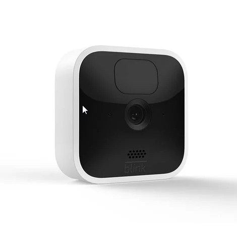 Blink Indoor Battery powered spy cam