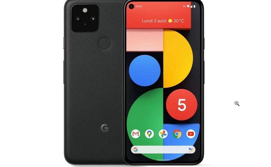 Google Pixel 6 smartphones