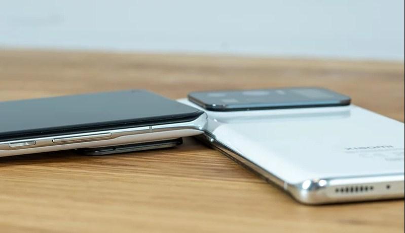 Xiaomi Mi 11 ultra Design