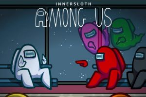 among us game release on PS5
