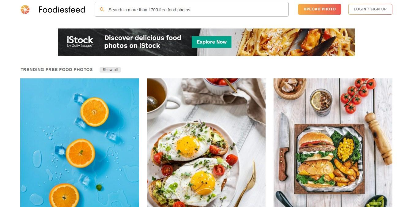 foodiesfeed free food images download website